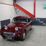 Vehicule Collection Austin Healey Frogeye 1
