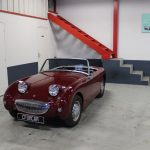 Vehicule Collection Austin Healey Frogeye 10