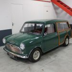 Vehicule Collection Austin Woody Countryman 2