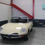Vehicule Collection Biarritz Biarritz Alfa Spider 2000 1