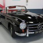 Vehicule Collection Biarritz Cforcar 190sl Noire 21