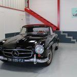 Vehicule Collection Biarritz Cforcar 190sl Noire 3