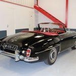 Vehicule Collection Biarritz Cforcar 190sl Noire 52