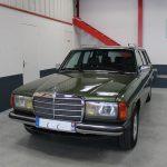 Vehicule Collection Biarritz Cforcar W123 300te 1