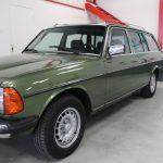 Vehicule Collection Biarritz Cforcar W123 300te 8