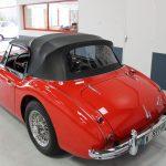 Vehicule Collection Biarritz Cforcar Austin Healey 3000 Rouge 11