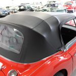 Vehicule Collection Biarritz Cforcar Austin Healey 3000 Rouge 12