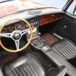 Vehicule Collection Biarritz Cforcar Austin Healey 3000 Rouge 14