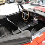Vehicule Collection Biarritz Cforcar Austin Healey 3000 Rouge 20
