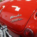 Vehicule Collection Biarritz Cforcar Austin Healey 3000 Rouge 26
