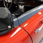 Vehicule Collection Biarritz Cforcar Austin Healey 3000 Rouge 29