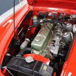 Vehicule Collection Biarritz Cforcar Austin Healey 3000 Rouge 34