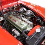 Vehicule Collection Biarritz Cforcar Austin Healey 3000 Rouge 35
