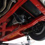 Vehicule Collection Biarritz Cforcar Austin Healey 3000 Rouge 50