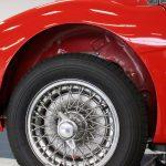 Vehicule Collection Biarritz Cforcar Austin Healey 3000 Rouge 53