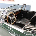 Vehicule Collection Biarritz Cforcar Austin Healey Bj8 Brg 14
