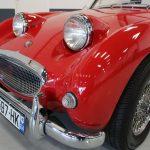 Vehicule Collection Biarritz Cforcar Austin Healey Sprite Bugeye Frog 14