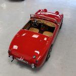 Vehicule Collection Biarritz Cforcar Austin Healey Sprite Bugeye Frog 5