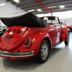 Vehicule Collection Biarritz Cforcar Coccinelle Beetle Cabriolet 10
