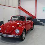 Vehicule Collection Biarritz Cforcar Coccinelle Beetle Cabriolet 6