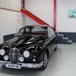 Vehicule Collection Biarritz Cforcar Jaguar Mk2 Getrag Climatisation 1