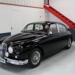 Vehicule Collection Biarritz Cforcar Jaguar Mk2 Getrag Climatisation 2