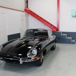Vehicule Collection Biarritz Cforcar Jaguar Etype S1 1