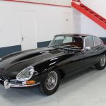Vehicule Collection Biarritz Cforcar Jaguar Etype S1 2