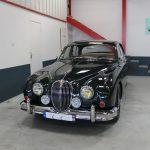Vehicule Collection Biarritz Cforcar Jaguar Mk2 1