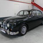 Vehicule Collection Biarritz Cforcar Jaguar Mk2 2