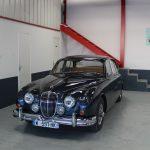 Vehicule Collection Biarritz Cforcar Jaguar Mk2 Bleue 1