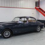 Vehicule Collection Biarritz Cforcar Jaguar Mk2 Bleue 3