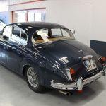 Vehicule Collection Biarritz Cforcar Jaguar Mk2 Bleue 5