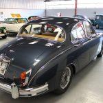 Vehicule Collection Biarritz Cforcar Jaguar Mk2 Bleue 7