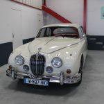 Vehicule Collection Biarritz Cforcar Jaguar Mk2 Getrag 1