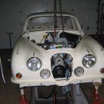 Vehicule Collection Biarritz Cforcar Jaguar Mk2 Getrag 75