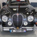 Vehicule Collection Biarritz Cforcar Jaguar Mk2 Vicarage 8