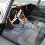Vehicule Collection Biarritz Cforcar Jaguar Xke Bleu Opalescent 20
