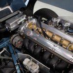 Vehicule Collection Biarritz Cforcar Jaguar Xke Bleu Opalescent 34