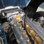 Vehicule Collection Biarritz Cforcar Jaguar Xke Bleu Opalescent 35