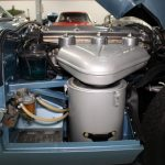 Vehicule Collection Biarritz Cforcar Jaguar Xke Bleu Opalescent 38