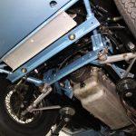 Vehicule Collection Biarritz Cforcar Jaguar Xke Bleu Opalescent 42