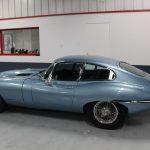 Vehicule Collection Biarritz Cforcar Jaguar Xke Bleu Opalescent 5