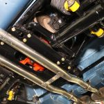 Vehicule Collection Biarritz Cforcar Jaguar Xke Bleu Opalescent 51