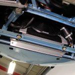 Vehicule Collection Biarritz Cforcar Jaguar Xke Bleu Opalescent 55