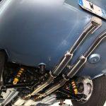 Vehicule Collection Biarritz Cforcar Jaguar Xke Bleu Opalescent 62