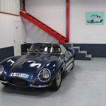 Vehicule Collection Biarritz Cforcar Jaguar Xkss Ram 1