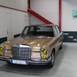 Vehicule Collection Biarritz Cforcar Mercedes 280sel W108 1
