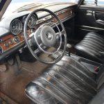 Vehicule Collection Biarritz Cforcar Mercedes 280sel W108 11