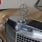 Vehicule Collection Biarritz Cforcar Mercedes 280sel W108 29